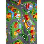 Dětský kusový koberec Little Village 90 100 x 165 cm