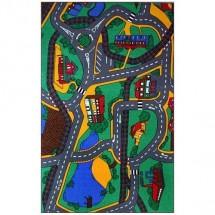 Dětský kusový koberec Playtime 95 100 x 165 cm