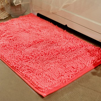 Koupelnová předložka Rasta Micro TOP Modrá 50 x 80 cm
