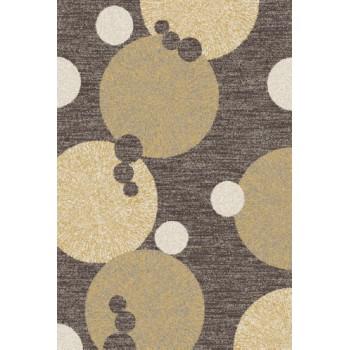 Kusový koberec Cosi 78028 Dark Brown 60 x 110 cm