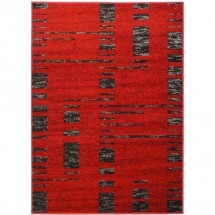 Kusový koberec Cosi 78069 Red 190 x 270 cm