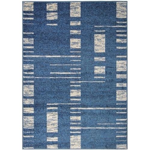 Kusový koberec Cosi 78069 Blue 160 x 220 cm