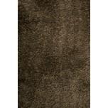 Kusový koberec Fusion Dark Brown 80 x 150 cm