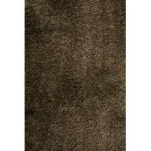 Kusový koberec Fusion Dark Brown 70 x 140 cm