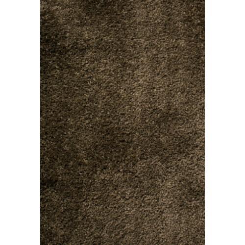 Kusový koberec Fusion Dark Brown 120 x 170 cm