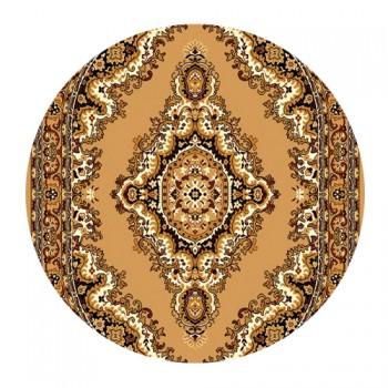 Kusový koberec Teheran 102 Beige 150 x 150 cm