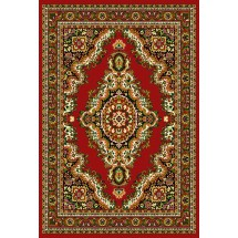 Kusový koberec Teheran 102 Red 60 x 110 cm