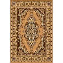 Kusový koberec Teheran 107 Beige 80 x 150 cm