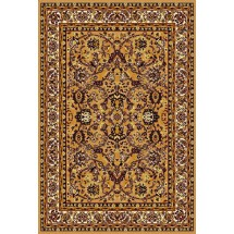 Kusový koberec Teheran 117 Beige 60 x 110 cm